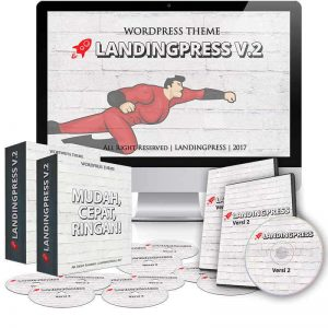 Landingpress Wordpress Theme